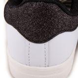 Baskets blanches stw918900 black Femme SERGIO TACCHINI marque pas cher prix dégriffés destockage