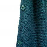 Gilet maille côtelée manches longues saia250e16 Femme AMERICAN VINTAGE marque pas cher prix dégriffés destockage