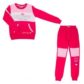 Ens jogging lc01021 4-12ans fille Fille LEE COOPER marque pas cher prix dégriffés destockage