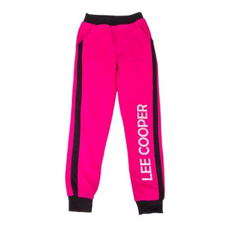 Bas de jogging lc0811 4-12ans fille Fille LEE COOPER marque pas cher prix dégriffés destockage