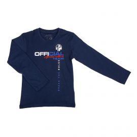 Tee shirt ml 6-14ans Garçon RG512