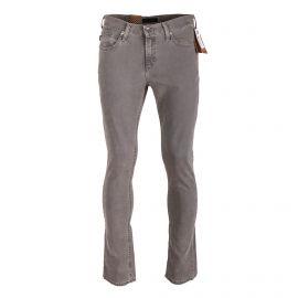 Jean skinny gris Homme V76 skinny VANS marque pas cher prix dégriffés destockage