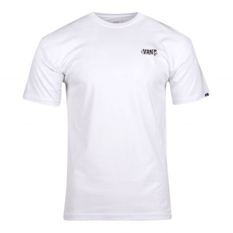 t shirt vans blanc