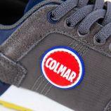Baskets Travis Enfant COLMAR marque pas cher prix dégriffés destockage