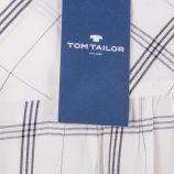 Chemise à carreaux Femme TOM TAILOR marque pas cher prix dégriffés destockage