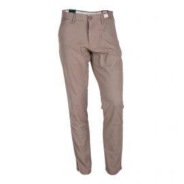 Pantalon chino beige Homme TOMMY HILFIGER marque pas cher prix dégriffés destockage