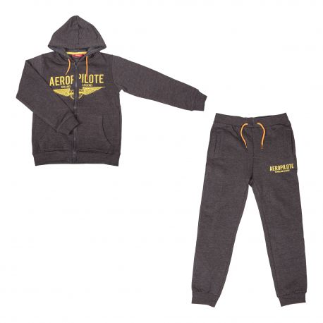 Ensemble jogging 2011 Enfant AEROPILOTE marque pas cher prix dégriffés destockage