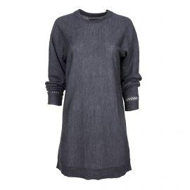 Robe en laine manches longues Femme ZADIG & VOLTAIRE marque pas cher prix dégriffés destockage