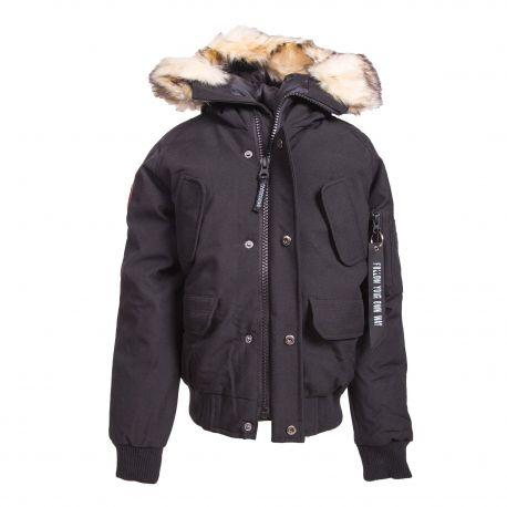 Blouson Aria capuche confort poches zip Enfant PARAGOOSE marque pas cher prix dégriffés destockage