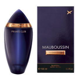 Eau de parfum Private Club 100ML MAUBOUSSIN marque pas cher prix dégriffés destockage