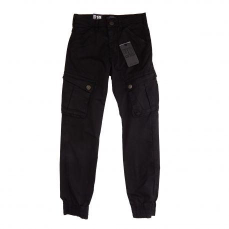 Pantalon jerry boys poches boutonnées Enfant PANAME BROTHERS marque pas cher prix dégriffés destockage