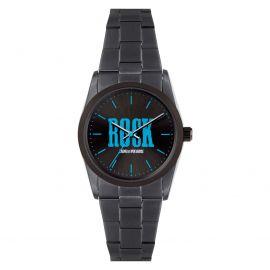 Montre ZVT 023 noir bracelet maille noir mixte ZADIG & VOLTAIRE marque pas cher prix dégriffés destockage