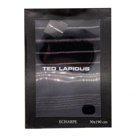 Echarpe amayas 100% viscose 30x190 cm Homme TED LAPIDUS