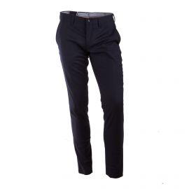 Pantalon très ajusté tag poche passepoilée Homme TOMMY HILFIGER marque pas cher prix dégriffés destockage