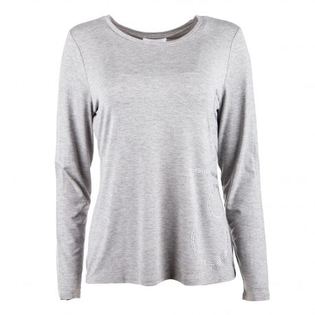 Tee shirt manche longue Femme CALVIN KLEIN