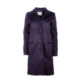 Manteau droit poches passepoilées Femme AMERICAN VINTAGE marque pas cher prix dégriffés destockage