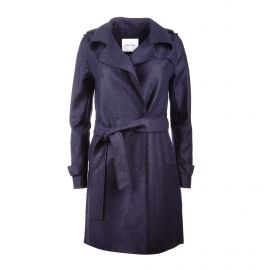 Manteau trench coutures bord franc Femme AMERICAN VINTAGE