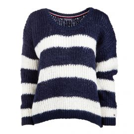 Pull ml Femme TOMMY HILFIGER