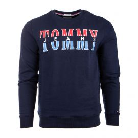 Sweat col rond ml Homme TOMMY HILFIGER