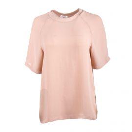 Haut rosa171h14 Femme AMERICAN VINTAGE marque pas cher prix dégriffés destockage