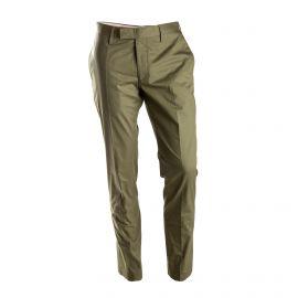 Pantalon en toile kaki Homme ZADIG & VOLTAIRE marque pas cher prix dégriffés destockage