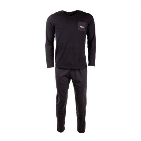 Pyjama pyco Homme SINEQUANONE marque pas cher prix dégriffés destockage