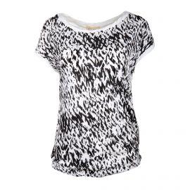 Tee shirt sm kip83presse Femme AMERICAN VINTAGE