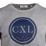 Tee shirt manches courtes driss-a Homme CHRISTIAN LACROIX marque pas cher prix dégriffés destockage