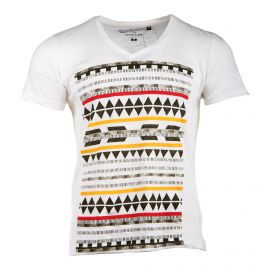 Tee shirt mc tc s1976h graphique Homme BEST MOUNTAIN