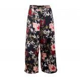 Pantalon 7/8ème ptc s1936f fluide imprimé fleurs Femme BEST MOUNTAIN