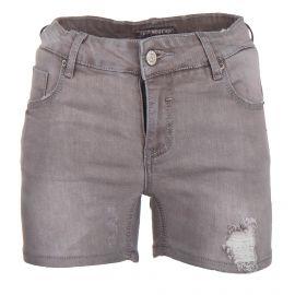 Short jean sh s1724f lavé Femme BEST MOUNTAIN marque pas cher prix dégriffés destockage