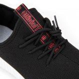 Basket s62-s04f noir/rouge Femme RG512