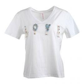 Tee shirt mc 54198/54154/54159/53067/54167/54155 Femme CARE OF YOU