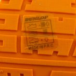 Basket basse écusson logo Homme DUNLOP marque pas cher prix dégriffés destockage