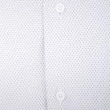 Chemise manches longues coupe droite graphique sicile Homme SINEQUANONE marque pas cher prix dégriffés destockage