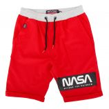 Bermuda sweat logo floqué Homme NASA