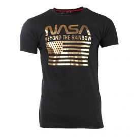 Tee shirt mc gns 1004m du s au xxl Homme BEYOND THE RAINBOW marque pas cher prix dégriffés destockage