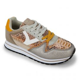 Basket taupe 141118 taille 36 a 41 Femme VICTORIA