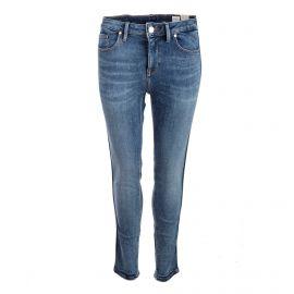 Jean legging taille ajustée Como Femme TOMMY HILFIGER marque pas cher prix dégriffés destockage