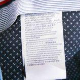 Pantalon toile coton pima fin strech Homme TOMMY HILFIGER marque pas cher prix dégriffés destockage