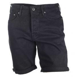 Bermuda toile sergée coton doux stretch Homme JACK AND JONES marque pas cher prix dégriffés destockage