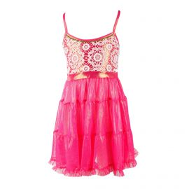 Robe Fille PATE DE SABLE
