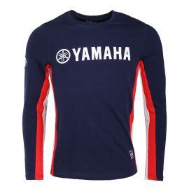Tee shirt ml long/b Homme YAMAHA
