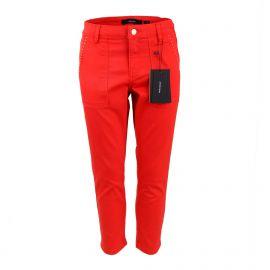 Pantalon toile 10228570 Femme VERO MODA