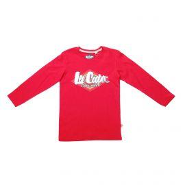 Tee shirt ml glc970 du 4 au 14 ans Enfant LEE COOPER marque pas cher prix dégriffés destockage