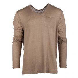 Tee shirt ml mtal11e14 mfred13e171 mnili20be17 minid26e17 Homme AMERICAN VINTAGE marque pas cher prix dégriffés destockage