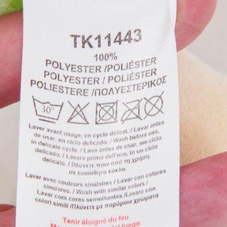 PELUCHE ET COUVERTURE TK11443 T90x70CM marque pas cher prix dégriffés destockage