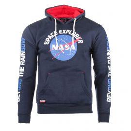 Sweat capuche ml gns2026sw taille s-xl Homme NASA marque pas cher prix dégriffés destockage