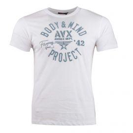 Tee shirt mc ax0232 Homme AVIREX marque pas cher prix dégriffés destockage
