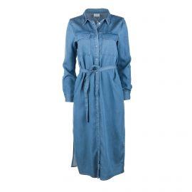 Robe longue ml 14060141 Femme VILA marque pas cher prix dégriffés destockage